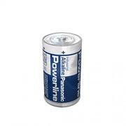 Алкална батерия Panasonic Alkaline LR14AD/B - 1.5V / C