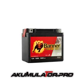 BANNER AGM/GEL Необслужваеми акумулатори