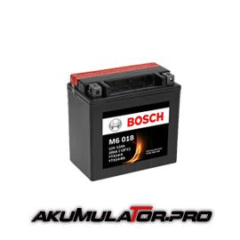 BOSCH M6 Необслужваеми акумулатори