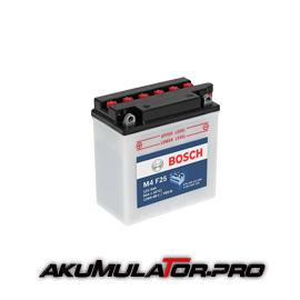 BOSCH M4 Обслужваеми акумулатори