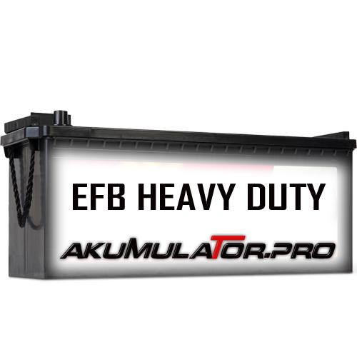 EFB За тежкотоварна техника