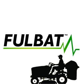 FULBAT Акумулатори за градински косачки