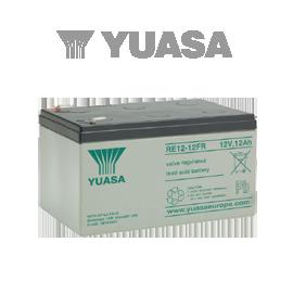 YUASA VRLA батерии за ups приложения