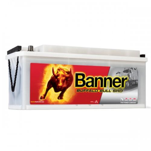 Акумулатор BANNER BUFFALO BULL SHD61040 - 110 Ah