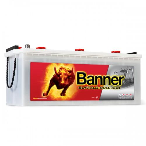 Акумулатор BANNER BUFFALO BULL SHD68032 - 180 Ah