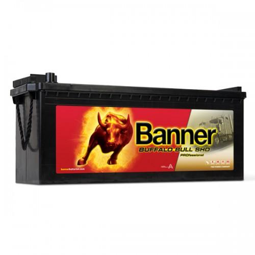 Акумулатор BANNER BUFFALO BULL SHD Professional 68008 - 180 Ah