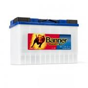Акумулатор BANNER EnergyBull 95901 - 115 Ah(K20) - 90 Ah(K5) R+
