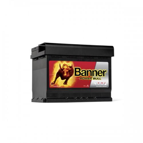 Акумулатор BANNER PowerBull P6009 - 60 Ah R+