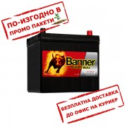 Акумулатор BANNER PowerBull P6068 (JIS/Asia R+) - 60 Ah