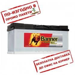 Акумулатор BANNER PowerBull PRO P10040 100Ah  820A 190mm R+