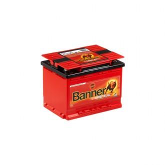 Акумулатор BANNER UniBull 50100 - 47 Ah - 4 полюса