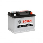 Акумулатор BOSCH S3 0092S30050 - 56 Ah R+