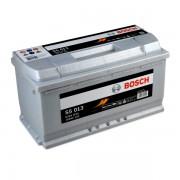 Акумулатор BOSCH S5 0092S50130 - 100 Ah R+
