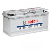 Акумулатор BOSCH S6 AGM 0092S60150 - 105 Ah R+