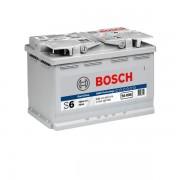 Акумулатор BOSCH S6 AGM 0092S60050 - 60 Ah R+