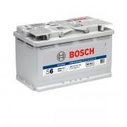 Акумулатор BOSCH S6 AGM 0092S60110 - 80 Ah R+