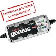 Зарядно устройство NOCO G7200 12-24V / 7.2A  за акумулатори
