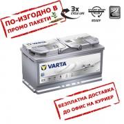 Акумулатор VARTA AGM 95Ah 850A R+