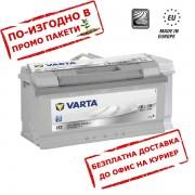 Акумулатор VARTA Sylver Dynamic 110Ah 920A 190mm R+