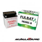 Акумулатор FULBAT FB30CL-B 12V 30Ah / R+