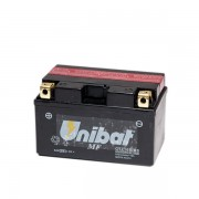 Акумулатор UNIBAT CTZ10S-BS-12V / 8.6Ah / L+