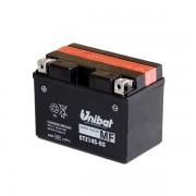 Акумулатор UNIBAT CTZ14S-BS-12V / 11.2Ah / L+