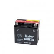 Акумулатор UNIBAT CTZ7S-BS-12V / 6Ah / R+