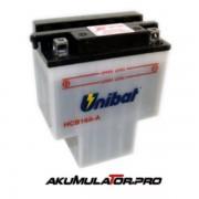 Акумулатор UNIBAT HCB16A-A - 12 V / 16 Ah L+