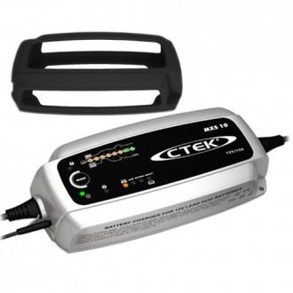 Зарядно CTEK MXS10 12V / 10A + Силиконов протектор