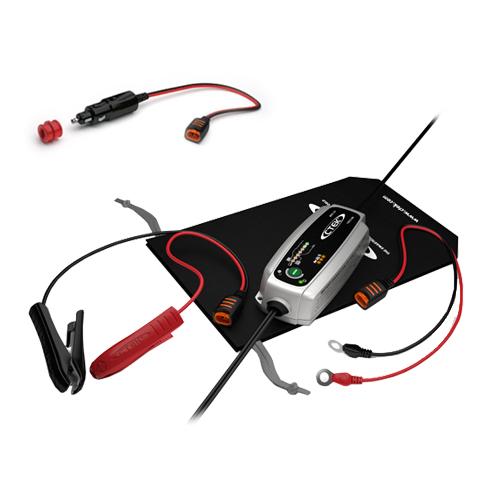 Зарядно CTEK MXS 3.8 12V / 3.8A + Конектор за запалка
