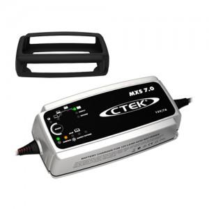 Зарядно CTEK MXS7.0 12V / 7.0A + Силиконов протектор