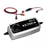 Зарядно CTEK MXS 7.0 12V / 7.0A + Кабел + конектор за запалка