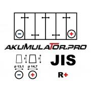 Акумулатор BANNER PowerBull P4523 (JIS/Asia R+) - 45 Ah